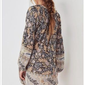 Spell & The Gypsy Collective Dresses - Spell & The Gypsy Oasis Long Sleeve Nightshade
